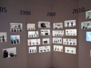 Nokia's dots after 2010, an ominous sign?