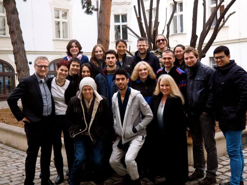 Prague MBA Class 2015