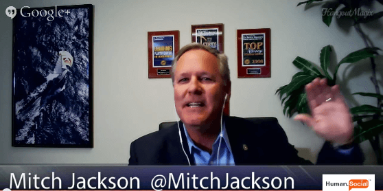Mitch Jackson at Human.Social