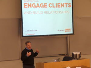 Mitch Jackson on Engaging Relationships