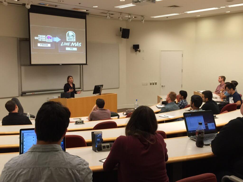 Tressie Lieberman at Chapman University 5