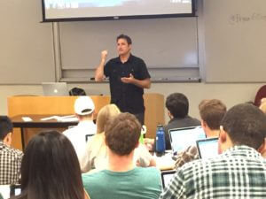 Bryan Elliott on Video Marketing at Chapman University with Niklas Myhr