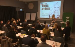 Frida Boisen guest in Content Marketing Master Class, KNTNT, Niklas Myhr