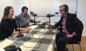 KNTNT Radio podcast, Thomas Barregren, Pia Tegborg, Niklas Myhr