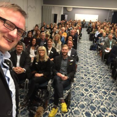 Social Content Marketing Talk and Master Class in Gothenburg