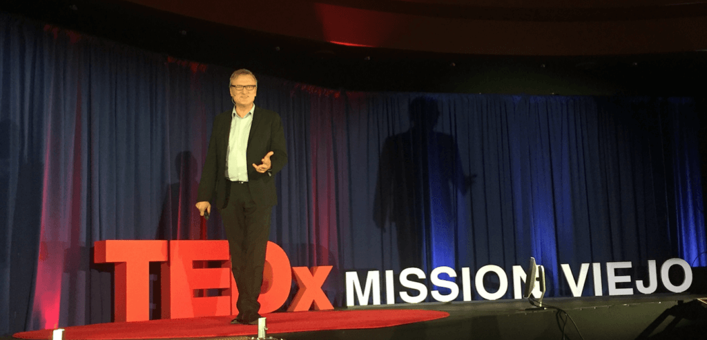 TEDxMissionViejo Niklas Myhr