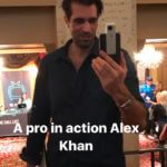 Alex Khan, live streaming