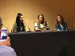 Panel with Nicole Abboud