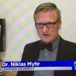CBS LA TV with Niklas Myhr, The Social Media Professor