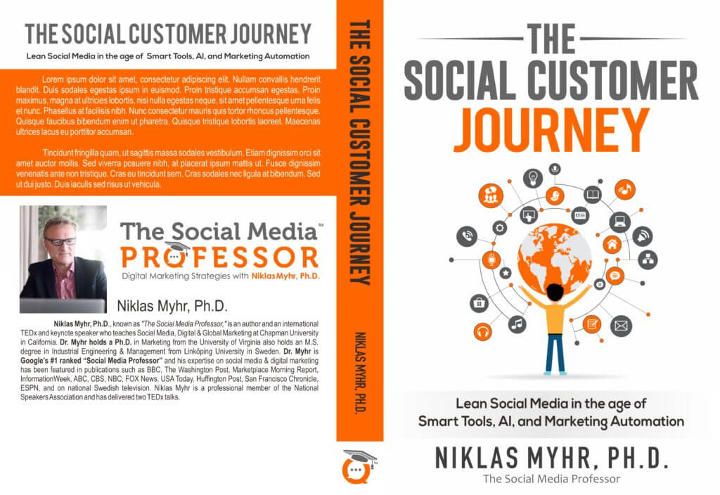 The Social Customer Journey book cover