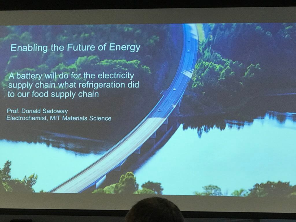 Enabling the future of Energy
