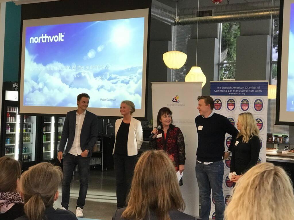 SACC-SF-SV team Lucas Eriksson, Tina Bragfeldt, Helena Kristersson, Marcus Oldby & Sofie Birkfeldt
