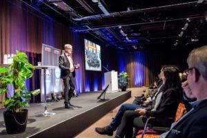 Niklas Myhr, the social media professor, #efdagarna, #publikom