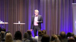 Niklas Myhr, #EFDagarna, #Publikom, Keynote speaker, digital transformation