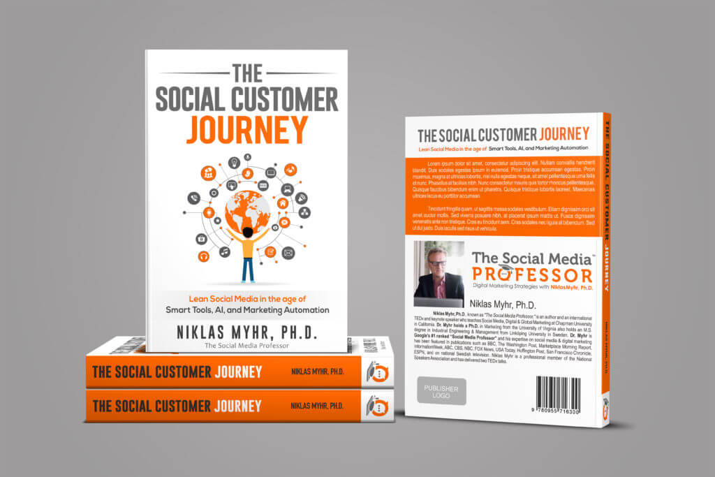 The Social Customer Journey, Niklas Myhr Ph.D.