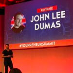 The Fire Funnel Process by John Lee Dumas at Youpreneur Summit