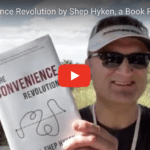The Convenience Revolution by Shep Hyken, book review, Niklas Myhr