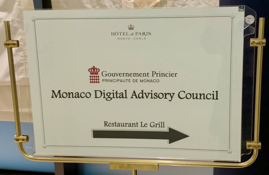 The Monaco Digital Advisory Council