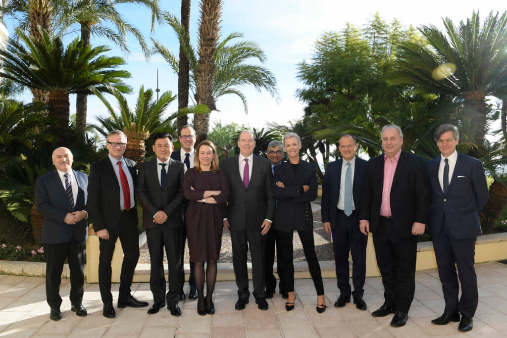 Prince Albert II, Niklas Myhr, Monaco Digital Advisory Council, Gunhild Stordalen