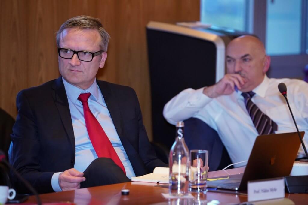 Niklas Myhr, Hani Mahmassani, Monaco Digital Advisory Council